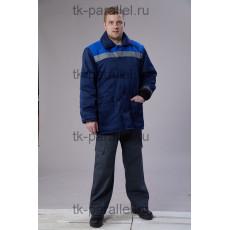 Куртка утеплённая с СОП