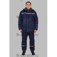 Костюм В-1 утеплённый, куртка + брюки