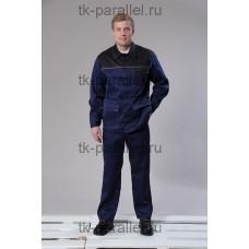 Костюм рабочий П-1 куртка + брюки