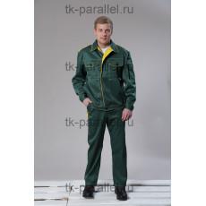 "Костюм рабочий ""Д-2"" куртка+полукомбинезон"