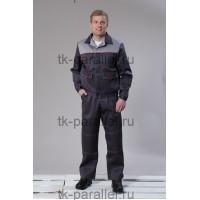 Костюм Фоваритт-2 куртка + полукомбинезон (саржа)