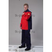 Костюм сварщика Марс 1, куртка + брюки (380 гр)