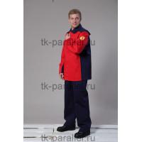 Костюм сварщика Марс 3, куртка + брюки (380 гр)